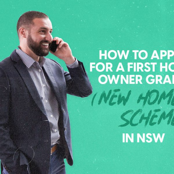 First Home Owner Grant