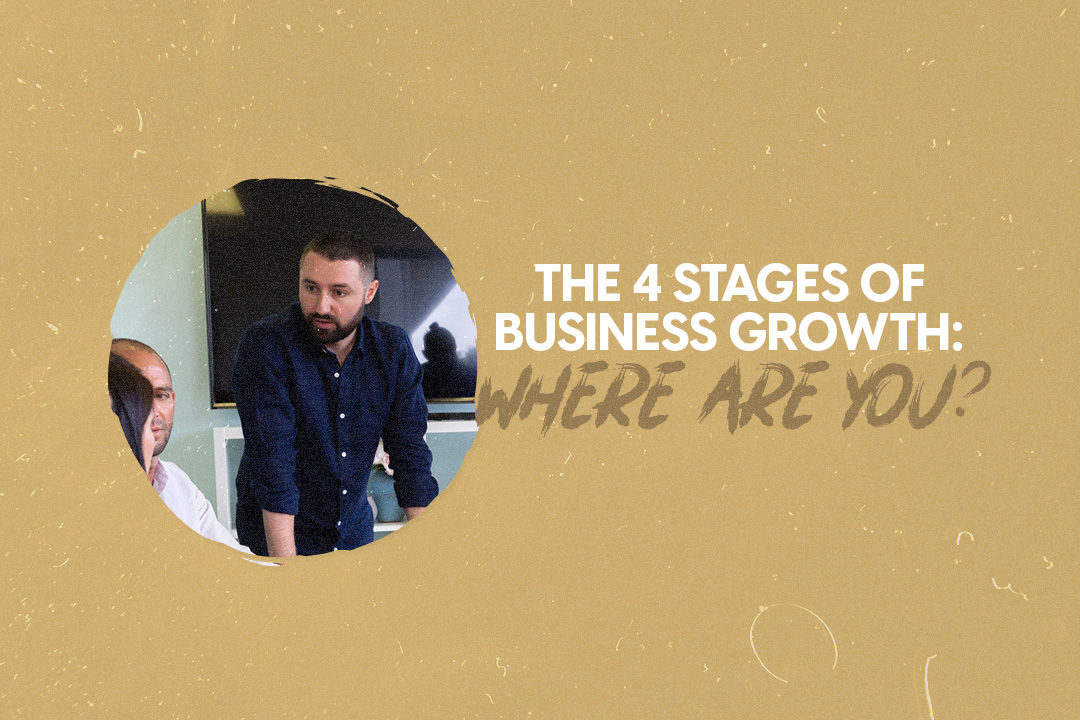 Stages of Business Growth